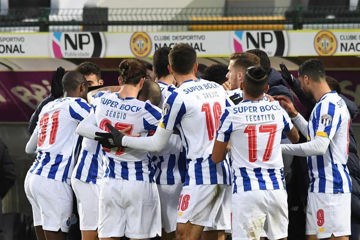 FC Porto apurou-se para os quartos de final da Taça de Portugal, no prolongamento