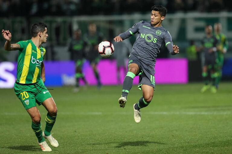 06b4f1eb3 Montero foi novidade no início da operação Braga das meias-finais da Taça  da Liga