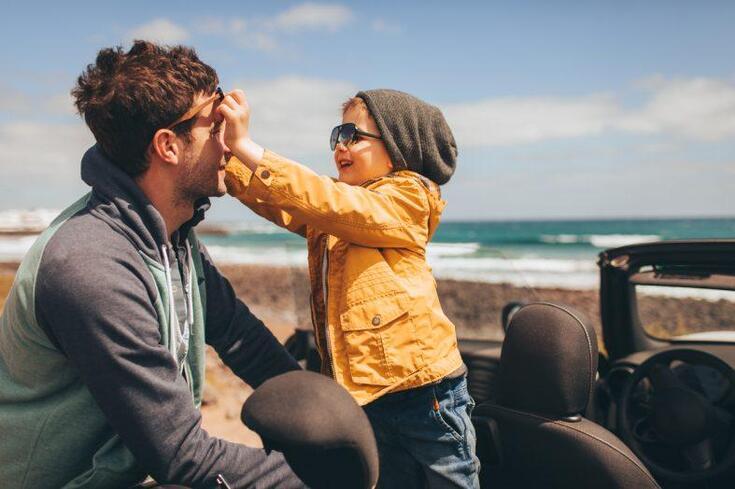 13 formas de ser o pai mais cool de sempre