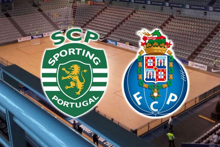 DIRETO HÓQUEI EM PATINS | Sporting-FC Porto