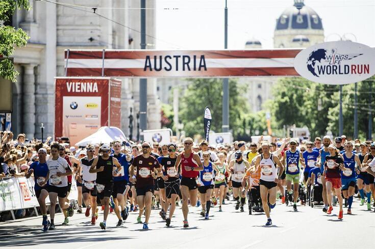 Wings For Life: domingo é dia de correr por aqueles que não podem