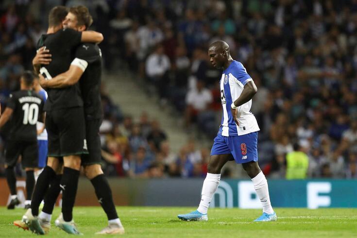 Porto, 13/08/2019 - O Futebol Clube do Porto, defrontou esta noite no Estádio do Dragão o FK Krasnodar
