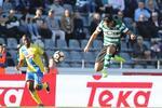 Alan Ruiz já faz parte do passado do Sporting, mas continua envolto em polémica