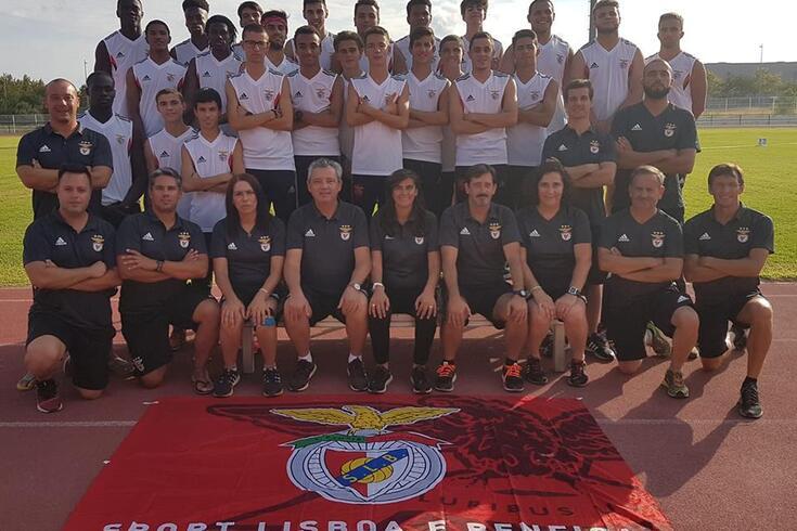 Benfica campeão europeu de atletismo em sub-20