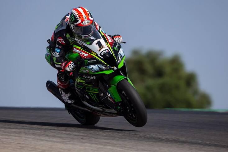 Jonathan Rea gostava de ver o Circuito do Estoril integrar o Mundial de Superbike