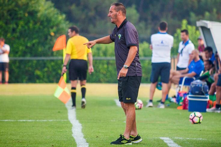 Petit é o novo treinador do Belenenses SAD