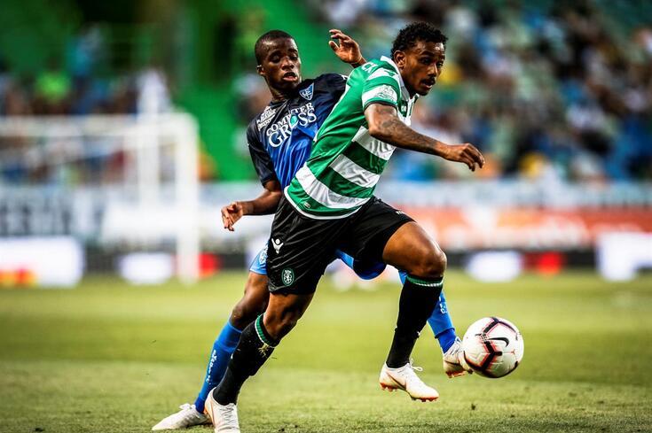 Sporting rejeitou oito milhões de euros por Wendel