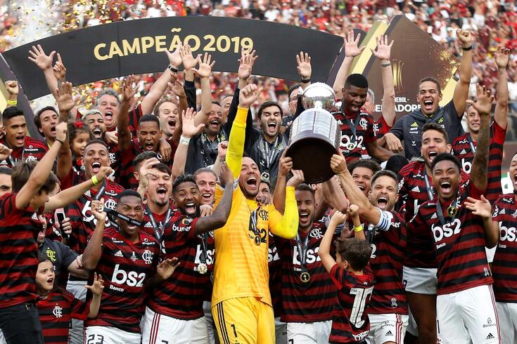 Libertadores será reatada em setembro