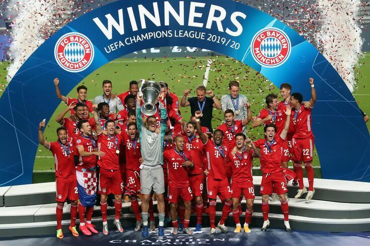 Bayern sagrou-se campeão europeu na Luz a 23 de agosto