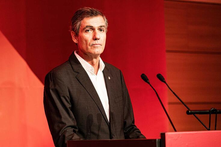 João Noronha Lopes, candidato à presidência do Benfica