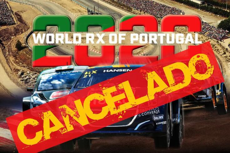 Prova do Mundial de Ralicrosse em Montalegre cancelada