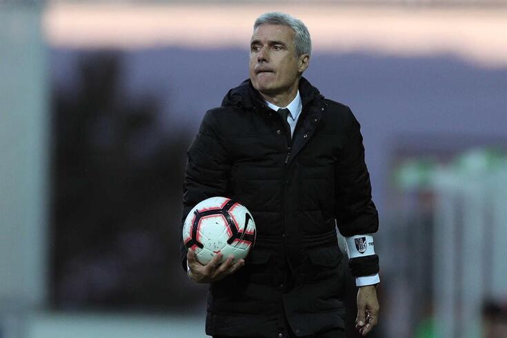 Luís Castro foi oficializado como treinador do Shakhtar Donetsk