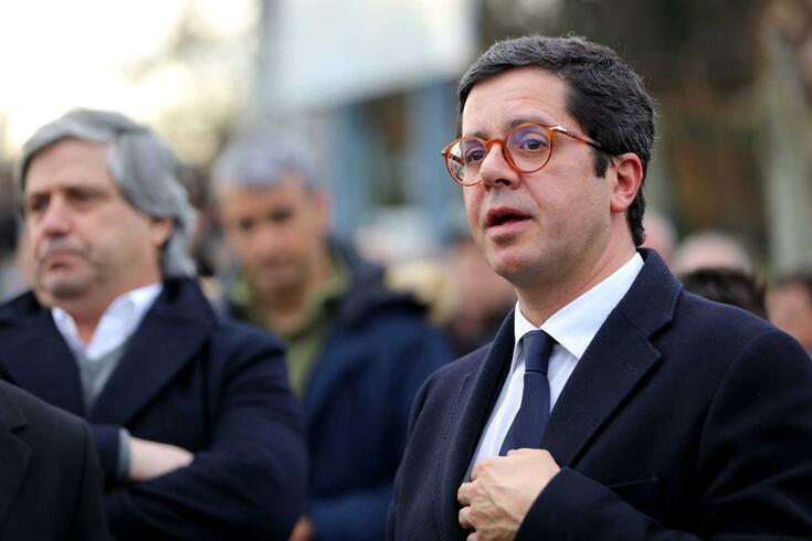 João Paulo Rebelo, Secretário de Estado do Desporto.