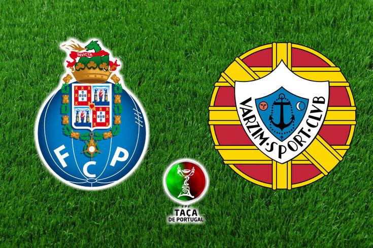 DIRETO | FC Porto-Varzim
