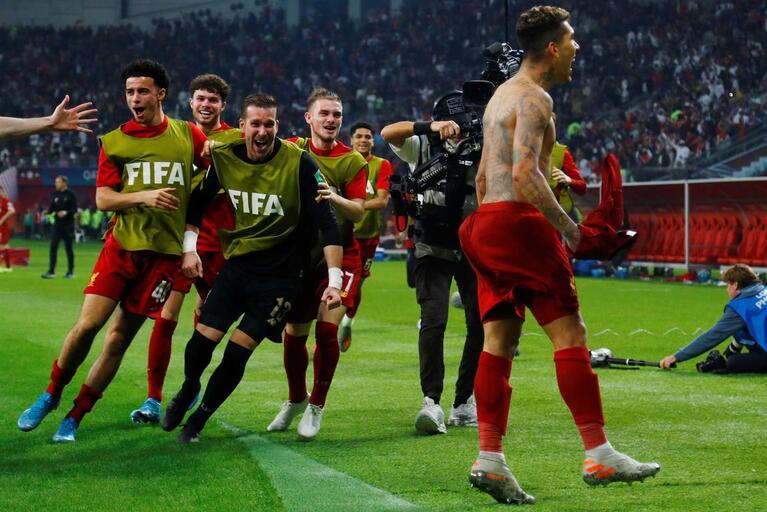 Liverpool Vence Flamengo E Conquista Mundial De Clubes O Jogo