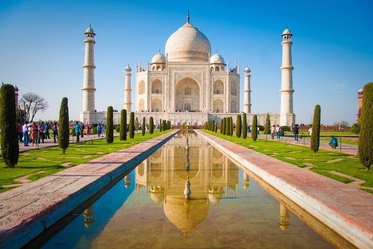 Visitantes vão ser multados se ficarem mais de três horas no Taj Mahal