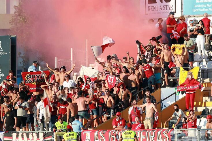 Claque pede demissão de vice-presidente do Braga