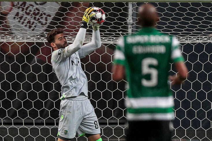 Maximiano prepara-se para acertar novo vínculo com o Sporting