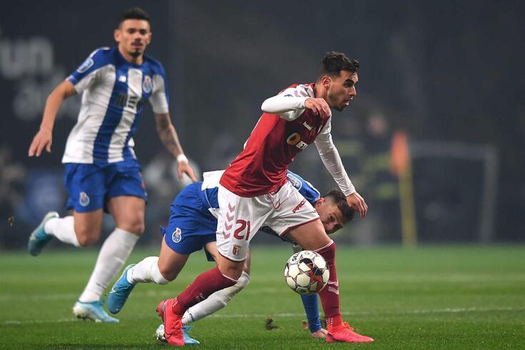 Ricardo Horta marcou o golo da vitória