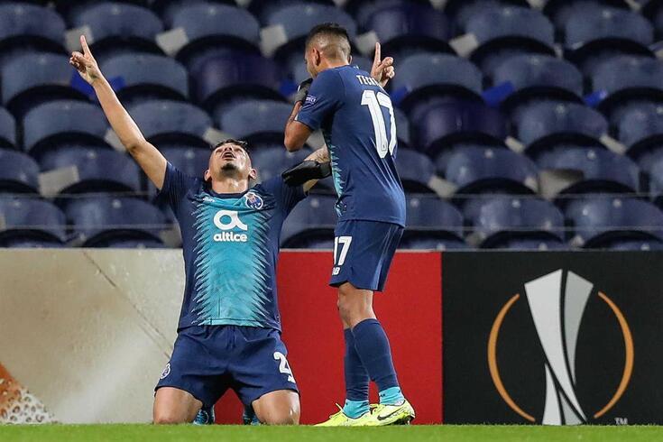 FC Porto venceu o Feyenoord