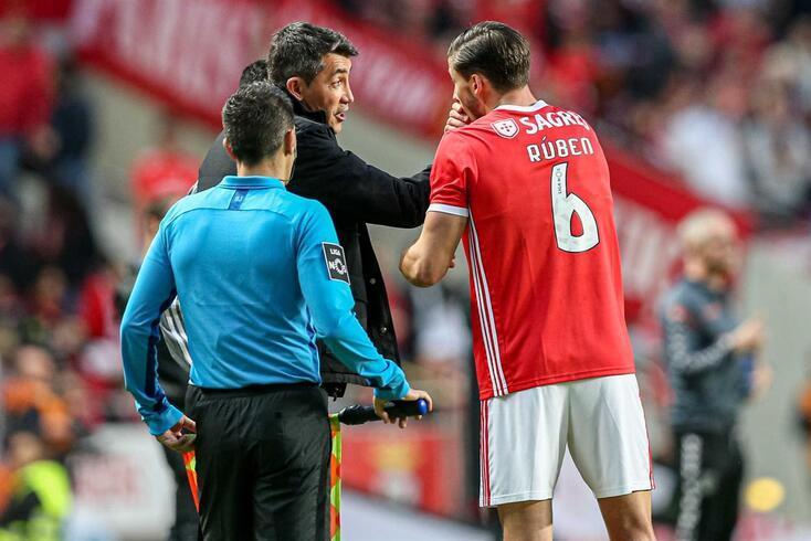 Benfica atravessa momento complicado a nível defensivo