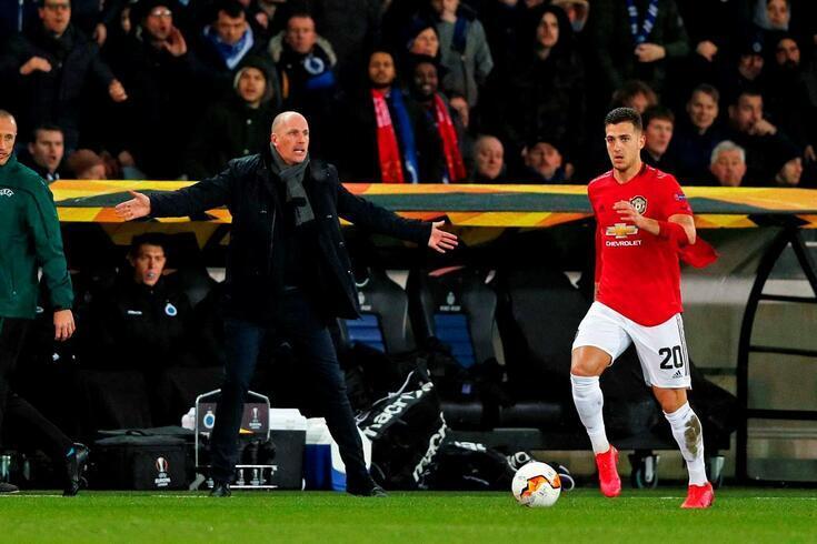 Diogo Dalot deve deixar o Manchester United