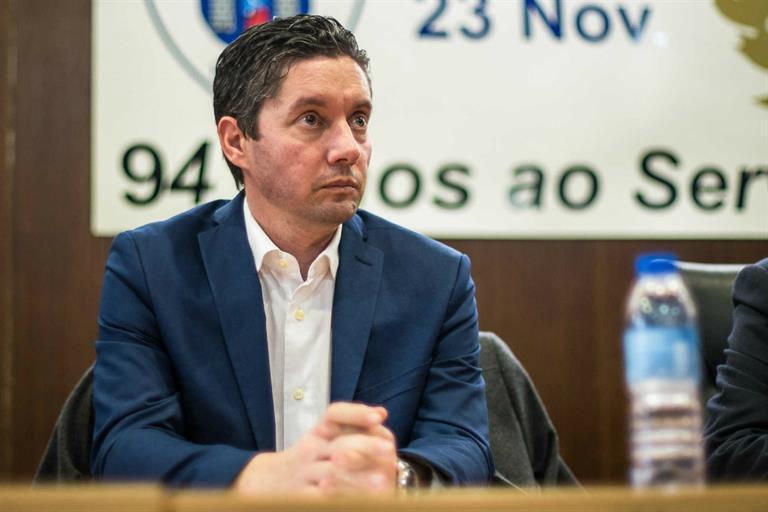 8b549714c741b Conselho de Arbitragem faz chamada de atenção a Bruno Paixão