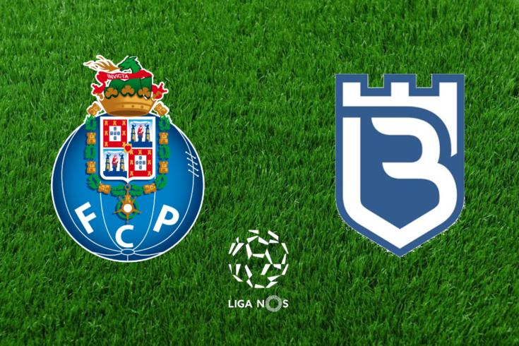 DIRETO   FC Porto-Belenenses SAD