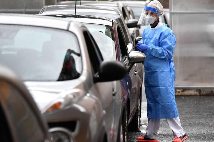 DGS atualiza dados da pandemia