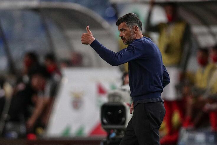 Sérgio Conceição vai ser homenageado