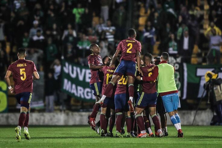 Alverca afasta o Sporting da Taça de Portugal