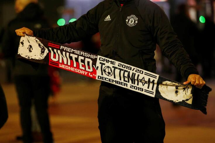 Manchester United-Tottenham