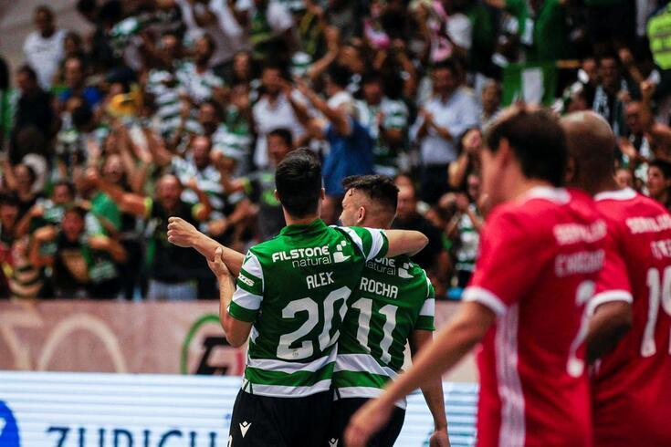 Sporting venceu Benfica