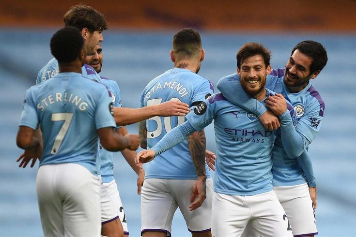 Manchester City vai poder jogar a Liga dos Campeões