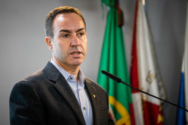 António Salvador, presidente do Braga