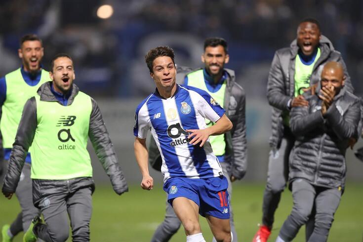 """""""Coronaé o melhor jogador do FCPorto, umadelícia e pode chegar onde quiser"""""""