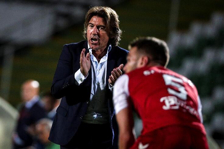 Sá Pinto, treinador do Braga