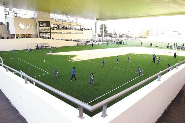 Não obstante a ginástica atual, o FC Porto continua a apresentar resultados ao nível da formação