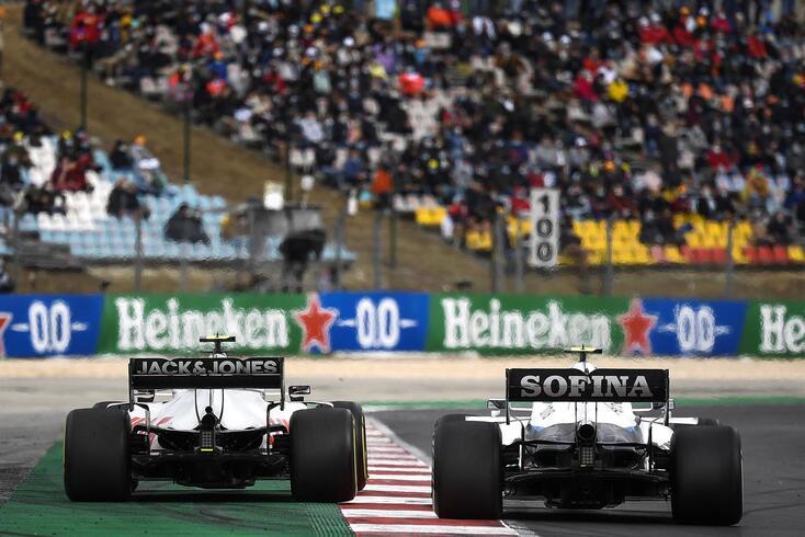Algarve recebeu a Fórmula 1 em 2020