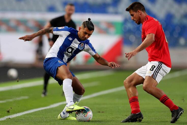 Corona, uma das grandes figuras do FC Porto campeão em 2019/20