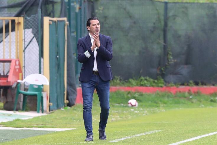 Nuno Capucho, treinador do Covilhã