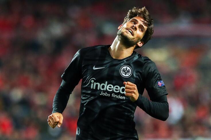 Gonçalo Paciência sonha com a vitória na Liga Europa