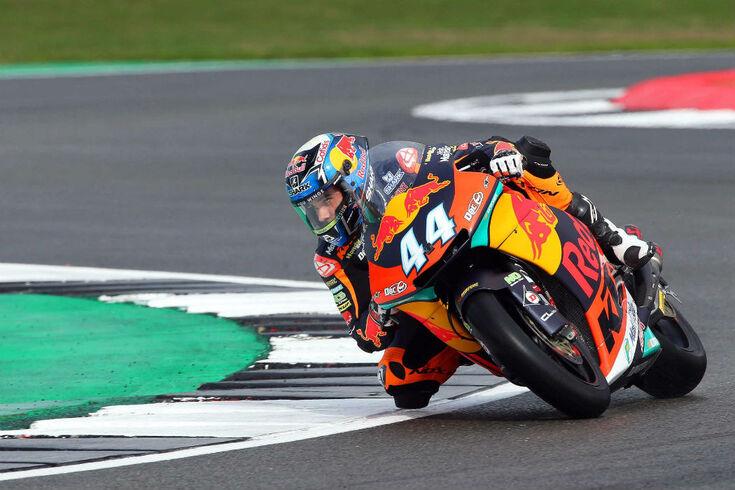 Miguel Oliveira parte da 23.ª posição no GP da Grã-Bretanha