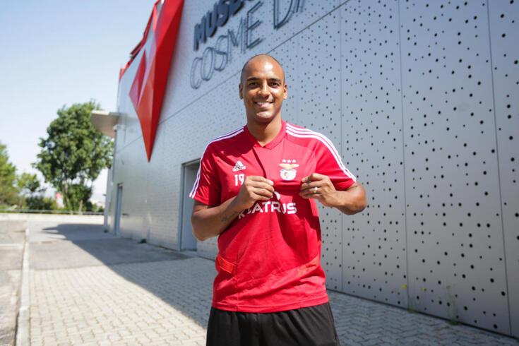 Fits renova com o futsal do Benfica e diz-se motivado para 2020/21