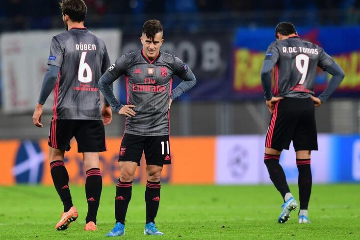 Benfica aspira a garantir uma vaga nos 16 avos de final da Liga Europa