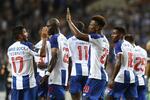 Metade dos golos do FC Porto carregam trabalho de casa