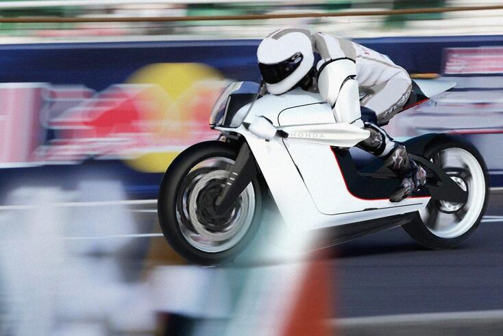Honda pode criar braço biónico para motociclistas