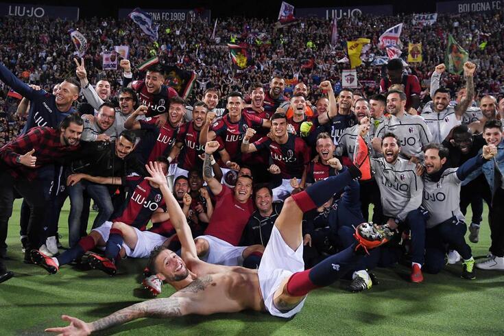 Nápoles termina época em Itália com derrota em Bolonha