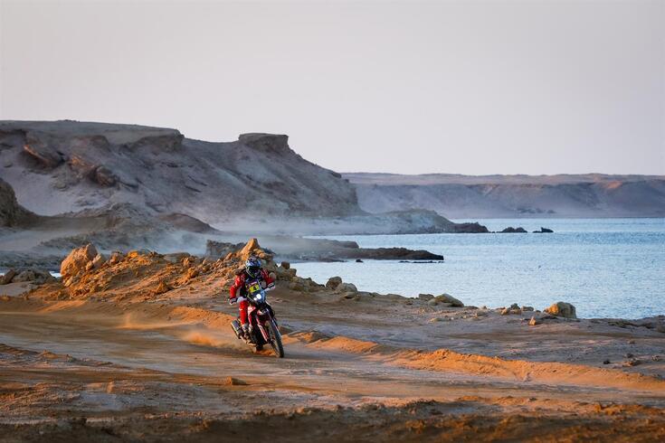 Ignacio Cornejo abandonou o Dakar 2021