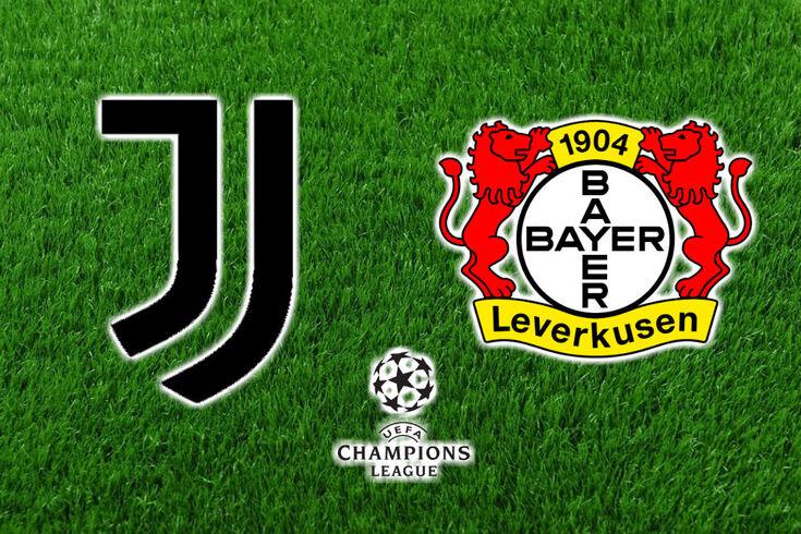 DIRETO | Juventus-Leverkusen